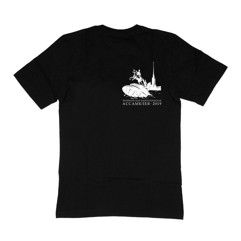 футболка спереди